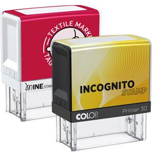 Szóbélyegzők, Incognito bélyegző